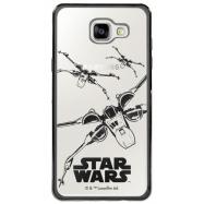Disney funda Samsung Galaxy A5 2017 Star Wars X-wing negra