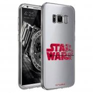 Disney funda Samsung Galaxy S8 Star Wars transparente