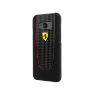 Ferrari carcasa Samsung Galaxy S8 Daytona fibra carbono negra