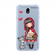 Gorjuss funda Samsung Galaxy J7 2017 Little Red Ridding