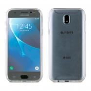 muvit funda Cristal Soft Samsung Galaxy J7 2017 shockproof transparente