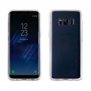 muvit funda Cristal Soft Samsung Galaxy S8 shockproof transparente