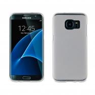 muvit funda Cristal Soft Samsung Galaxy S7 Edge  transparente