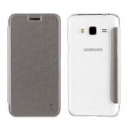 muvit funda Folio Samsung Galaxy J3 2016 plata