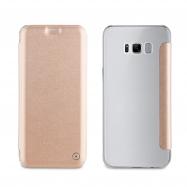 muvit funda Folio Samsung Galaxy S8 Plus oro