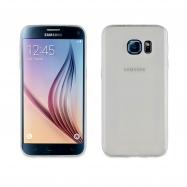 muvit funda Cristal Soft Samsung Galaxy S7 ultra fina transparente