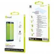 muvit protector pantalla flexible Samsung Galaxy S7 Edge