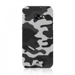 Black Rock carcasa Samsung Galaxy A3 2017 Camuflaje negra translúcida