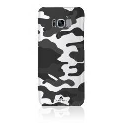 Black Rock carcasa Samsung Galaxy S8 Plus Camuflaje negra translúcida