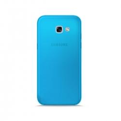 Puro funda Nude 0.3 Samsung Galaxy A3 2017 fluo azul