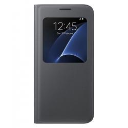 Samsung funda S View Samsung Galaxy S7 negra