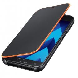 Samsung funda Neon Flip Samsung Galaxy A3 2017 negra