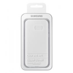 Samsung carcasa Clear Samsung Galaxy A3 2017 transparente