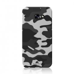 Black Rock carcasa Samsung Galaxy A5 2017 Camuflaje negra translúcida
