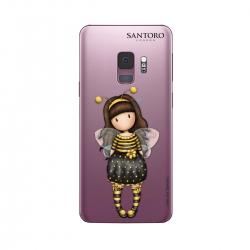 Gorjuss funda Samsung Galaxy S9 Be Loved transparente
