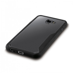 muvit funda Cristal Bump Samsung Galaxy J4 plus negra