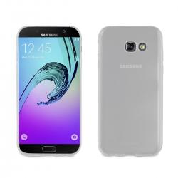 muvit funda Cristal Soft Samsung Galaxy A3 2017 transparente