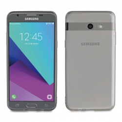muvit funda Cristal Soft Samsung Galaxy J5 2017 ultra fina gris