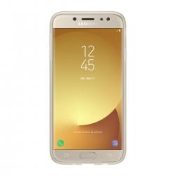 Samsung carcasa Jelly Samsung Galaxy J7 2017 oro