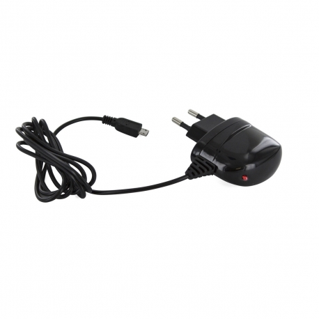 Myway transformador Micro USB 2,1A negro