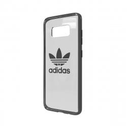 Adidas carcasa Samsung Galaxy S8 Clear gris