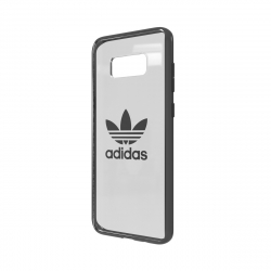 Adidas carcasa Samsung Galaxy S8 Plus Clear gris