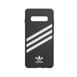 Adidas carcasa Samsung Galaxy S10 Plus Moulded negra/blanca
