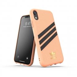 Adidas carcasa 3 rayas Samba Apple iPhone XR rosa