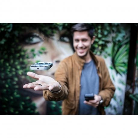 Air Selfie pack Airselfie 2 + funda + cable USB plata
