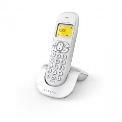 Alcatel teléfono DECT C250 blanco