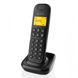 Alcatel teléfono DECT D135 negro
