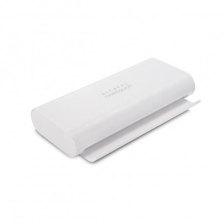 Alcatel power bank 10000 mAh USB 2 puertos 2A + 2A