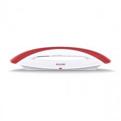Alcatel teléfono DECT Smile rojo y blanco