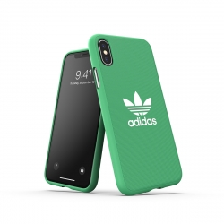 Adidas carcasa Adicolor Apple iPhone Xs/X verde