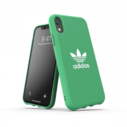 Adidas carcasa Adicolor Apple iPhone XR verde