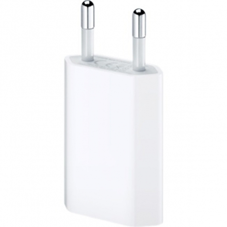 Apple transformador USB 1A 5W blanco