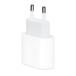 Apple transformador Tipo C 18W blanco