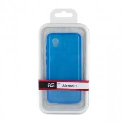 Asi funda TPU Alcatel 1 Azul