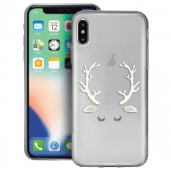 Asi funda TPU iPhone X/XS Rudolph