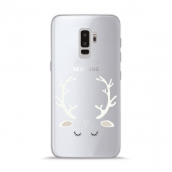 Asi funda TPU Samsung Galaxy S9 Plus Rudolph