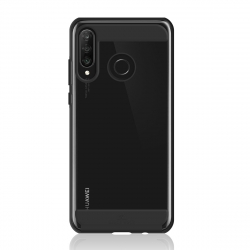 Black Rock carcasa Huawei P30 Lite Air Robust negra