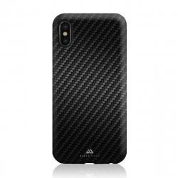 4111b86c7da Black Rock carcasa Apple iPhone Xs/X Flex Carbon negra