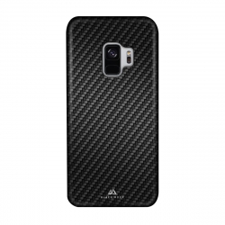 Black Rock carcasa Samsung Galaxy S9 Flex Carbon negra