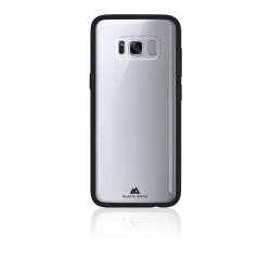 Black Rock carcasa Samsung Galaxy S8 + nano ventosas transparente