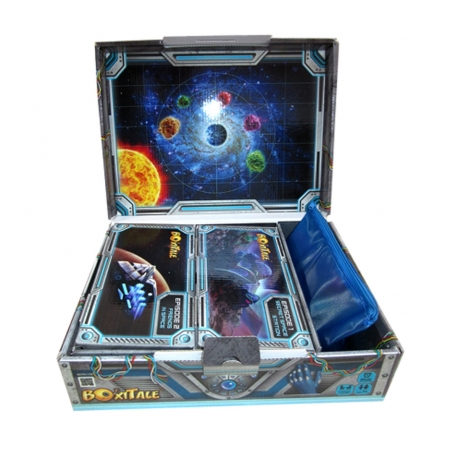 Boxitale Epic Box Ellite Explorers juego virtual interactivo STEM