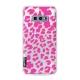 Casetastic Funda Flexible Samsung Galaxy S10 Leopard Print Pink