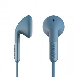 DeFunc + TALK auriculares con cable jack 3,5 mm azules