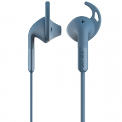 DeFunc +  SPORT auriculares con cable jack 3,5 mm azules