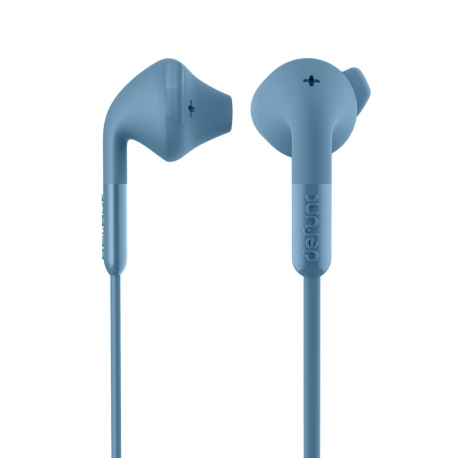 DeFunc +  HYBRID auriculares con cable jack 3,5 mm azules