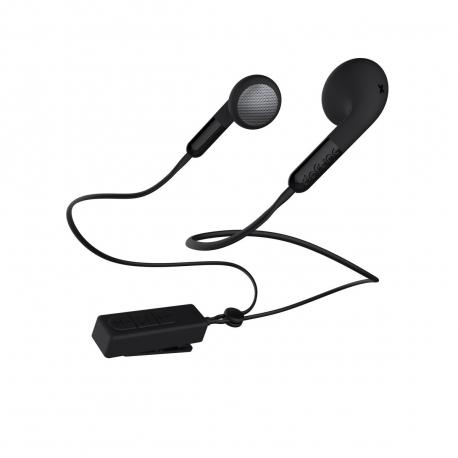 DeFunc PLUS Talk auriculares Bluetooth negros